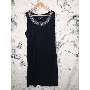 🧡3/$25🧡 Sears Black Dress Women Plus Size 18W